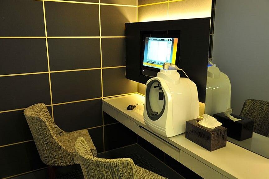 3D Facial Skin Analyser